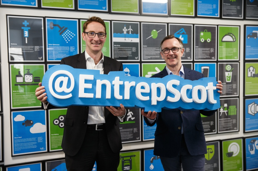 BGF and Entrepreneurial Scotland